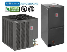 13AJN36A01 RHSLHM3617JA 3.0 TON Rheem central split air conditioner
