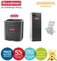 4 Ton Goodman GSX140481K ARUF61D14A SEER 14 Air Conditioner