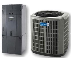 American Standard 4A6H5036G1000A GAM2A0B42S31SB 3.0 ton Gold Series Heat and Cool Air Conditioner
