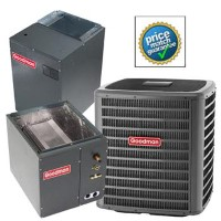 5 ton Goodman DSXC180601A CAPF4961D6D MBVC2000AA1A SEER 17 Air Conditioner Split System