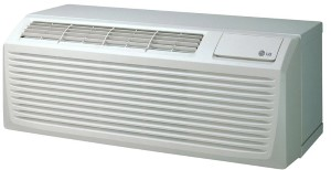 LG PTAC LP073CD2A 7200 BTU Cooling Electric Heater 2.5
