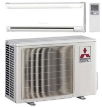 9500BTU MSA09WA Mini Split AC