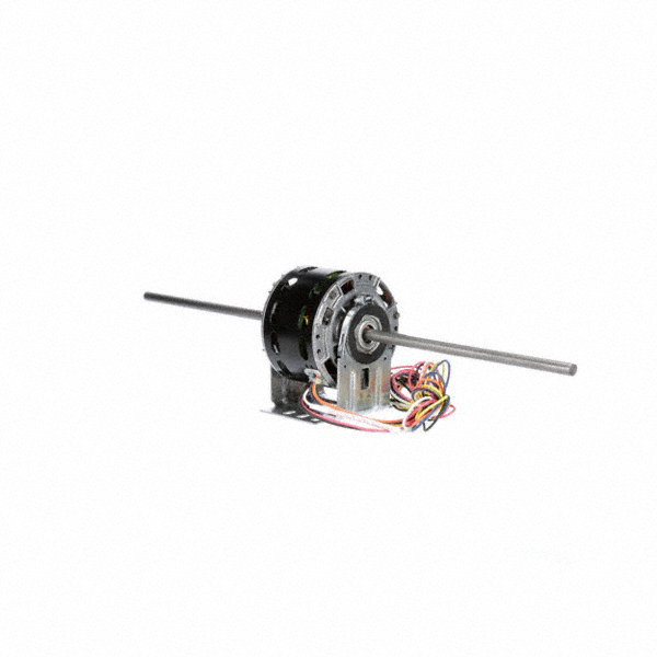 1/10 HP Room Air Conditioner Motor,Shaded Pole,1050 Nameplate RPM,115 Voltage,Frame 42Y