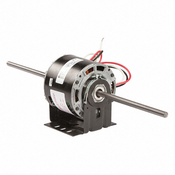 1/6 HP Room Air Conditioner Motor,Shaded Pole,1050 Nameplate RPM,115 Voltage,Frame 42Y