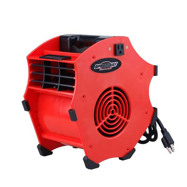 Speedway Heavy Duty Portable Industrial Fan Blower with 3 Speed