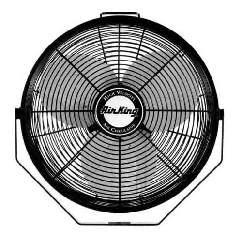 Air King 9318 18 Inch 3190 CFM Industrial Grade Multi-Mount Fan with Pivoting Head