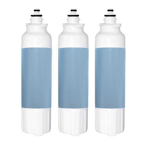 Replacement Filter For Kenmore 9490 / 469490 / ADQ73613402 (3-Pack) Refrigerator Water Filter
