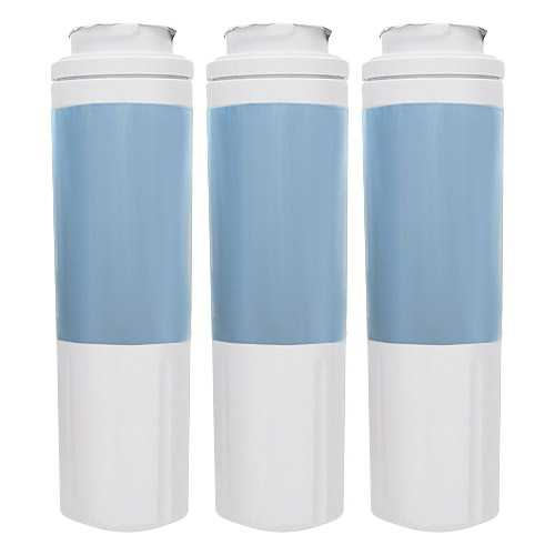 Replacement Water Filter Cartridge for Kenmore Refrigerator 72002/72003/72009 - (3 Pack)