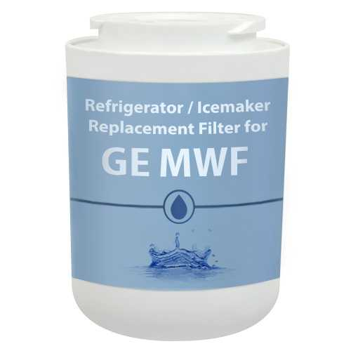 Aqua Fresh Replacement Water Filter for GE GTH22SHSARSS / GTS18KHPARBB Refrigerator Models