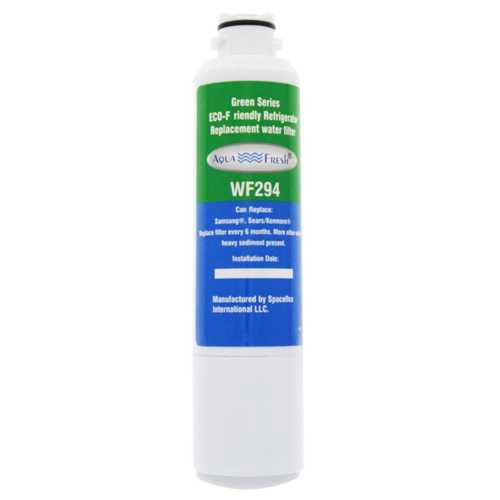 AquaFresh Replacement Water Filter for Samsung RS25H5121WW Refrigerator Model