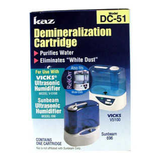 Kaz DC-51-6 Demineralization Cartridge - Humidifier