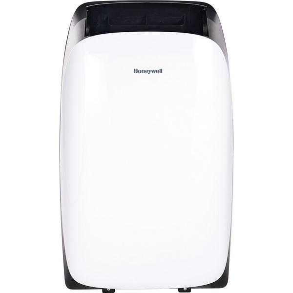 Honeywell HL10CESWK HL Series 10,000 BTU Portable Air Conditioner with Remote Control - White/Black