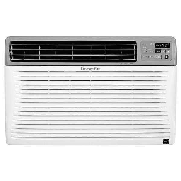 Kenmore Elite 77127 12,000 BTU Smart Room Air Conditioner