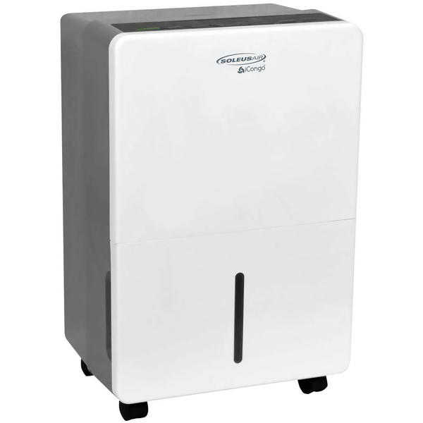 Soleusair DS1-45E-101 45-Pint Portable Dehumidifier
