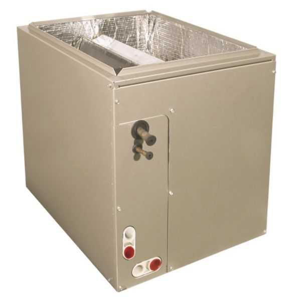 Tempstar EAM4X60L21A - 5 Ton R410a Multi-position Cased Evaporator Coil 21' Wide With TXV, Aluminum Tube and Fins