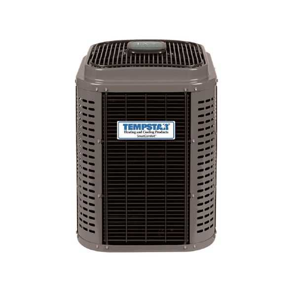Tempstar TVA948GKA - TVA9 4 Ton 19 SEER Variable Speed Air Conditioner, Coil Guard Grille, 208-230/1/60, R410A