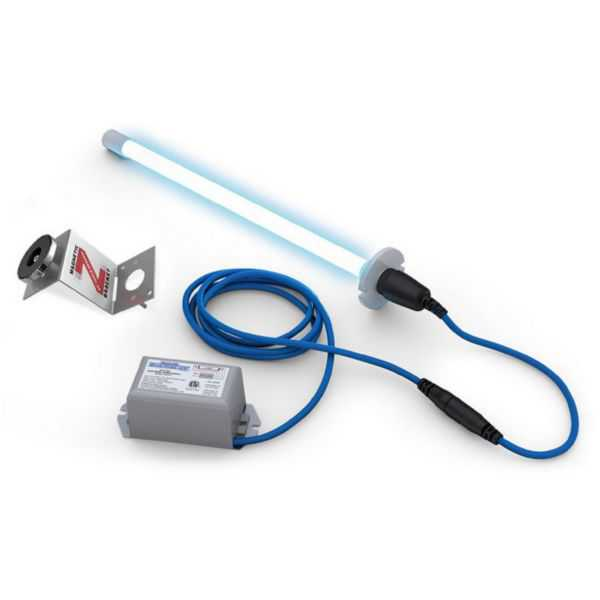 Fresh-Aire TUV-BTER - Blue-Tube UV from Fresh-Aire UV, 18-32 VAC power supply and 1 year UV-C lamp.