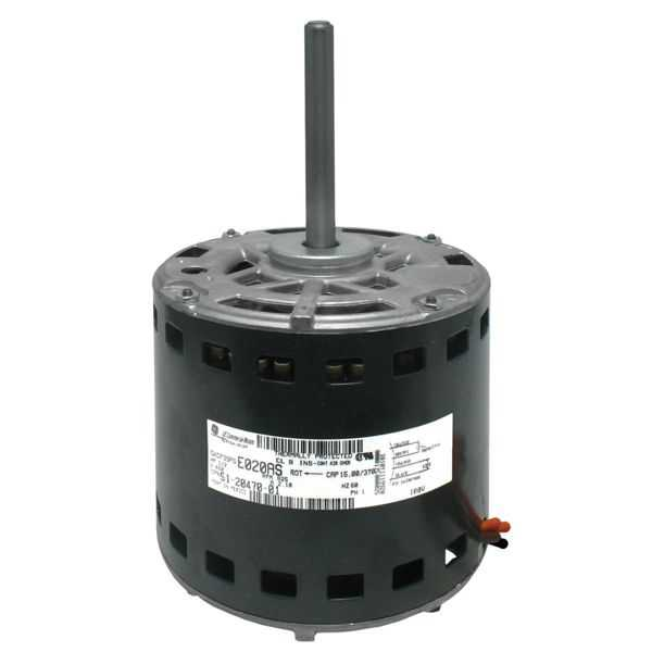 PROTECH 51-101728-05 - Blower Motor - 1/2 HP 208-230/1/60 (1075 rpm/2 speeds)