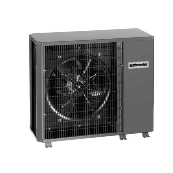 Comfortmaker NH4H430AKA - 2 1/2 Ton 14 SEER R410a Horizontal Discharge Heat Pump 208-230/1/60 For Use With Ducted Indoor Unit