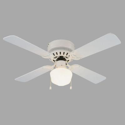 Millbridge Hugger 42 in. White Ceiling Fan