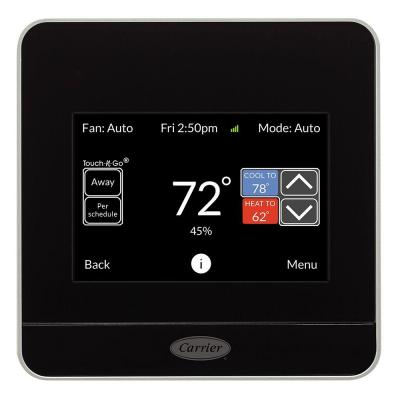 Cor 7-Day Programmable Wi-Fi Thermostat with Energy Reports