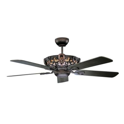 Luminance Aracruz 52 in. Indoor Oil Rubbed Bronze Ceiling Fan