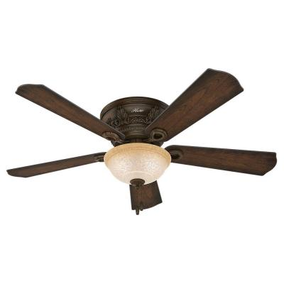 Bergeron 52 in. Indoor Northern Sienna Ceiling Fan