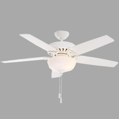 Concentra Gallery 54 in. Snow White Ceiling Fan