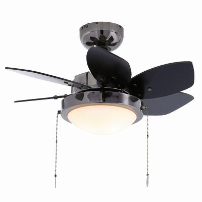 Quince 24 in. Gun Metal Ceiling Fan