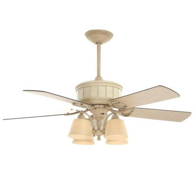 Torrington 52 in. Cottage Wood Ceiling Fan
