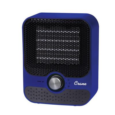 1,200-Watt Ceramic Personal Heater - Blue