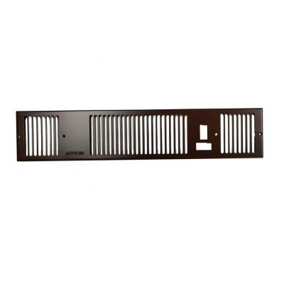 Grille for Whispa III 7000 in Brown