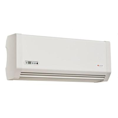 Hi-Line/High-Wall Mount Fan Convector Heat/Cool - with Remote Control