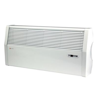 Low-Line/Low-Wall Mount Fan Convector Heat/Cool- with Remote Control