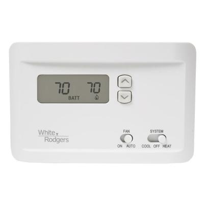 NP100 Electronic Single Stage Non-Programmable Thermostat