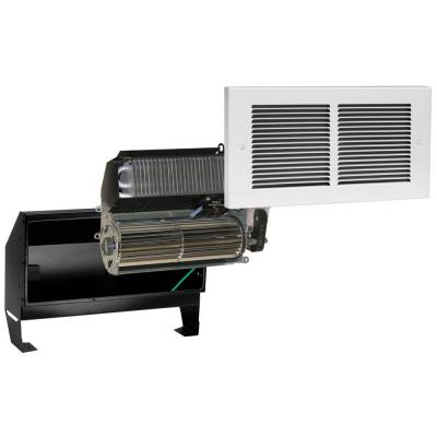 Register Multi-Watt 120-Volt In-Wall Fan-Forced Heater in White