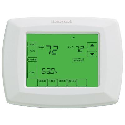 7-Day Universal Touchscreen Programmable Thermostat