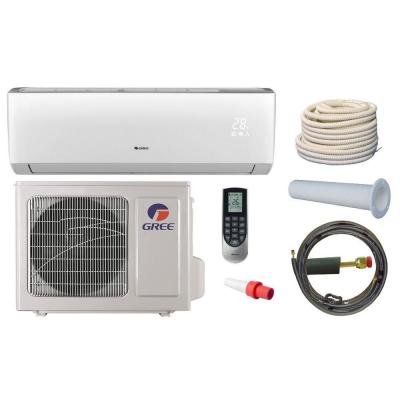 Vireo 12,000 BTU 1 Ton Ductless Mini Split Air Conditioner and Heat Pump Kit - 115V/60Hz