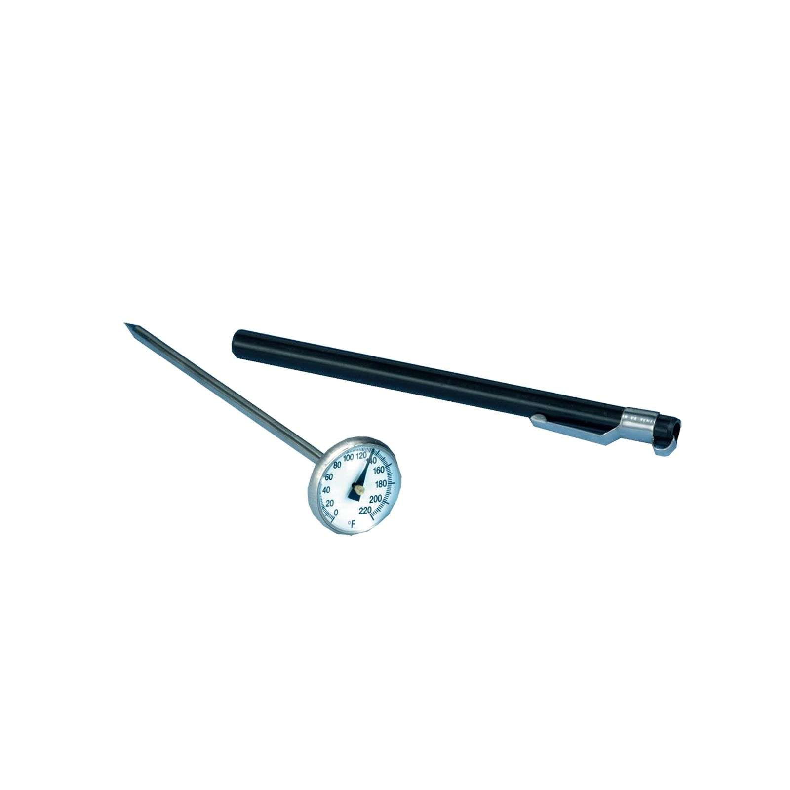 "Supco ST01 -  Pocket Thermometer 1"" Dial"