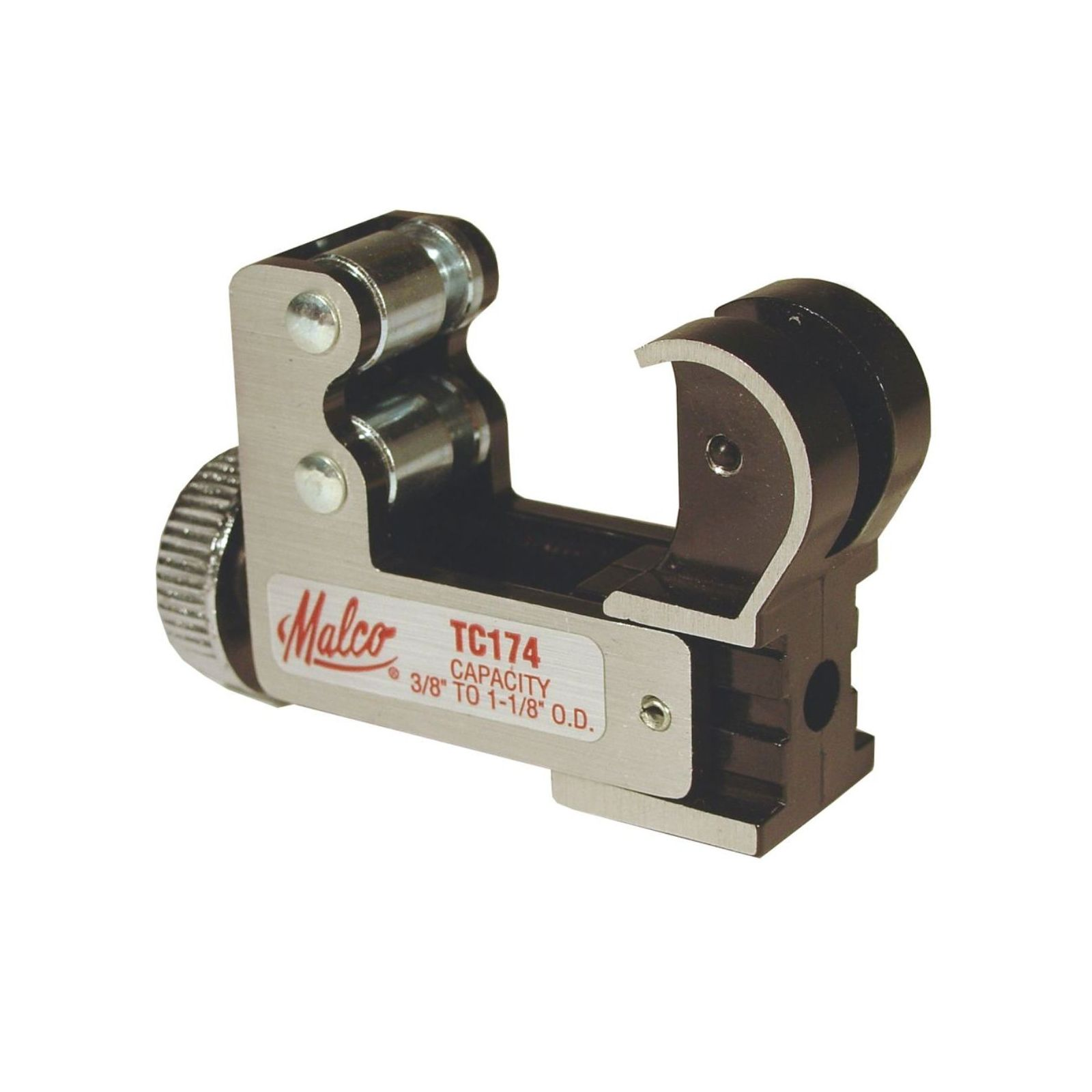 "Malco TC174 - Big Imp Tube Cutter 3/8"" to 1-1/8"""